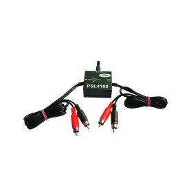 362045 PSL4100 audio predzesilovac AV kabely