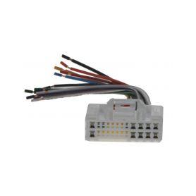 Antény, adaptéry, anténní kabely  1-66554 Anténní adaptér-napájení Opel 66554