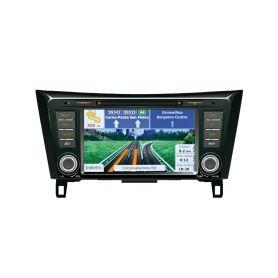 Macrom 222479 M-OF7060 OEM navigace Nissan Qashqai / X-Trail Pevné GPS navigace