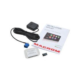 Macrom 222439 M-K.GPS9000 navi.sada pro M-DL9000 Příslušenství pro navigace