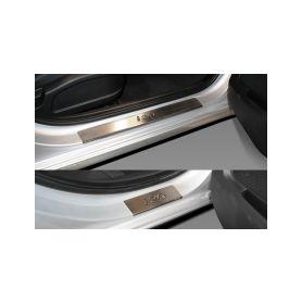 ALDOR - CarPartsExpert 641000 H4I2EG Ochrana vnitrnich prahu Hyundai i20 Doplňky pro Hyundai