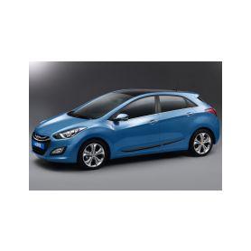 ALDOR - CarPartsExpert 641000 H4I3BP Bocni ochranne listy Hyundai i30 Doplňky pro Hyundai