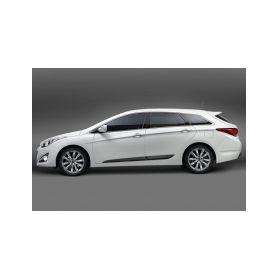 ALDOR - CarPartsExpert 641000 H2I4BP Bocni ochranne listy Hyundai i40 Doplňky pro Hyundai