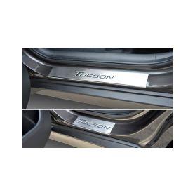 ALDOR - CarPartsExpert 641000 H1TUEG Ochrana vnitrnich prahu Hyundai Tucson Doplňky pro Hyundai