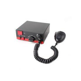 vyrobce TSS Group Výstražná siréna s mikrofonem, 11Ohm, 100W, SIR-1105