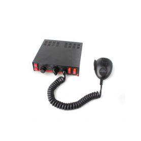 vyrobce TSS Group Výstražná siréna s mikrofonem a ovládáním světel, 11Ohm, SIR-1107