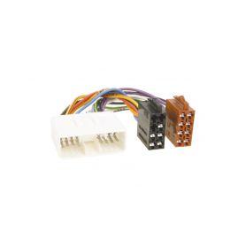 252158 ISO adapter pro autoradia SsangYong Musso / Korando OEM/ISO adaptéry