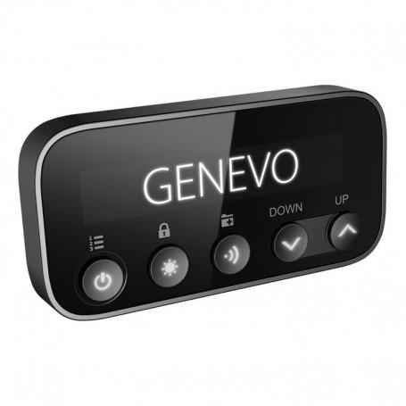 GENEVO Zabezpečovací zařízení s GPS, pevná sada pro KA + GPS databáze GENEVO PRO