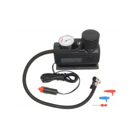 EXTOL CRAFT Kompresor mini 12V, 250PSI/1,7MPa, manometr, kabel 3m, 252 EXTOL-CRAFT