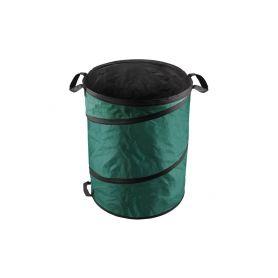 EXTOL-CRAFT EX92900 Koš skládací na listí a zahradní odpad, 55x72cm, 170L, 3 držadla, PE Ruční nářadí na zahradu