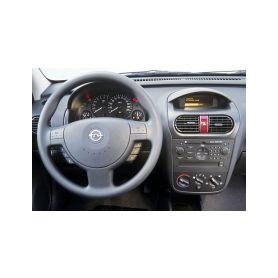 Univerzální ISO adaptéry  5-iso-499 ISO adaptér pro HF sadu, Opel Adam, Corsa E, Astra K (14-) ISO 499