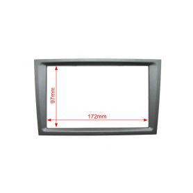 Rámečky pro vozidla Hyundai  5-pf-2627-d Plastový rámeček 2DIN, Hyundai i10 II. (14-) PF-2627 D