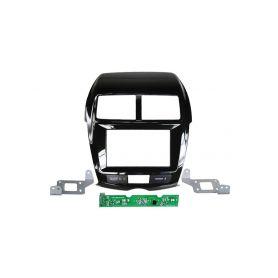372493 2D Ramecek 2DIN autoradia Peugeot / Citroen Redukce pro 2DIN autorádia