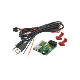 248876 Adapter pro USB konektor SsangYong Rexton (13-) USB/AUX kabely