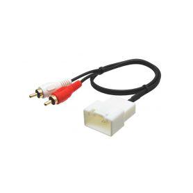 248850 Adapter pro AUX konektor Mitsubishi USB/AUX kabely