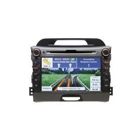 Macrom 222488 M-OF7040 OEM navigace Kia Sportage Pevné GPS navigace