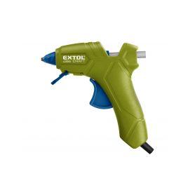 EXTOL-CRAFT EX422000 Pistole tavná lepící, Ř7,2mm, 25W Pistole