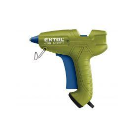 EXTOL-CRAFT EX422002 Pistole tavná lepící, Ř11mm, 65W Pistole