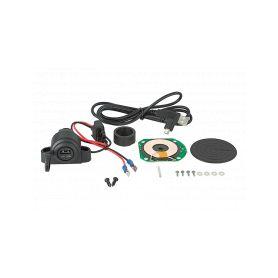 Inbay 870291 ® QI univerzalni nabijecka do automobilu Inbay - bezdrátové nabíjení