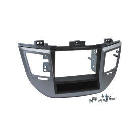 372736 2D Ramecek autoradia 2DIN Hyundai Tucson II. Redukce pro 2DIN autorádia