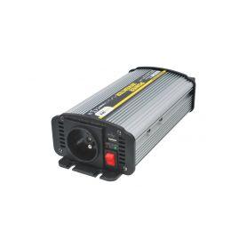 385020 ASP-600 menic napeti 24V / 220V / 600W Měniče z 24V na 230V