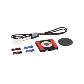 Inbay 870292 ® QI univerzalni nabijecka do automobilu Inbay - bezdrátové nabíjení