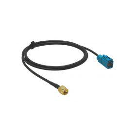 299865 Antenni prodluzovaci kabel FAKRA-SMA Prodlužovací kabely a svody