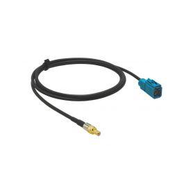 299866 Antenni prodluzovaci kabel FAKRA-SMB Prodlužovací kabely a svody