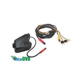 Inbay® - bezdrátové nabíjení do auta  2-870295 QI univerzální držák s nabíječkou