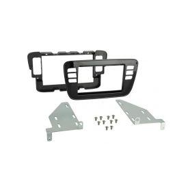 372811 2D Adapter 2DIN autoradia Skoda / VW / Seat Redukce pro 2DIN autorádia