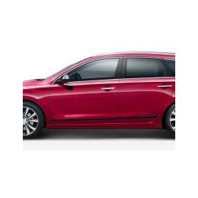 ALDOR - CarPartsExpert 641000 15I3BP Bocni ochranne listy Hyundai i30 Doplňky pro Hyundai