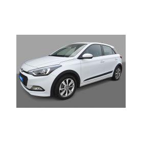 ALDOR - CarPartsExpert 641000 H1I2WA Ochranne lemy blatniku Hyundai i20 Doplňky pro Hyundai
