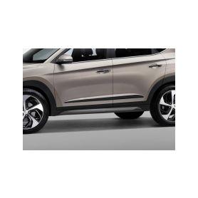ALDOR - CarPartsExpert 641000 H1TUBP Bocni ochranne listy Hyundai Tucson Doplňky pro Hyundai