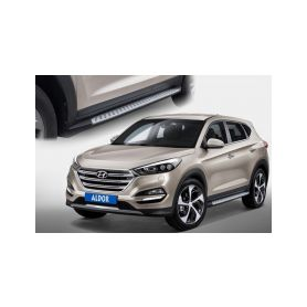 ALDOR - CarPartsExpert 641000 H4TUSI Bocni stupacky Hyundai Tucson Doplňky pro Hyundai