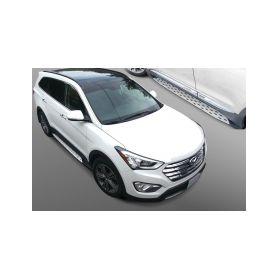 ALDOR - CarPartsExpert 641000 H2GSSI Bocni stupacky Hyundai Grand Santa Fe Doplňky pro Hyundai
