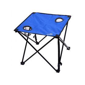 CATTARA Stůl kempingový skládací LISBOA modrý CATTARA 4-13482