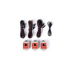 Deramax 180180 ® Profi Trio Odpuzovače hlodavců