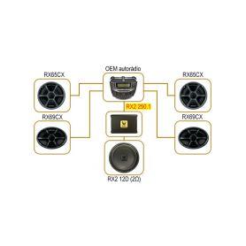 Autoalarmy  1-ja-hf03 Hands free sada k alarmu CA-1202, 1802, 1803