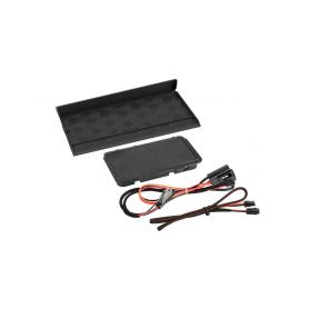 Inbay 870327 ® Qi nabijecka VW Arteon / Passat (20-) Inbay - bezdrátové nabíjení