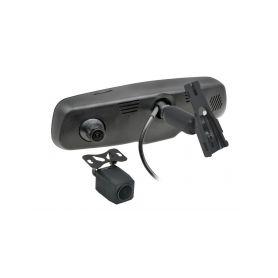 228038 11 EV2R-043LAD HD DVR predni+zadni kamera Záznamové kamery v zrcátku