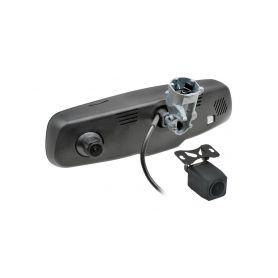 228038 82 EV2-043LAD HD DVR predni+zadni kamera Záznamové kamery v zrcátku