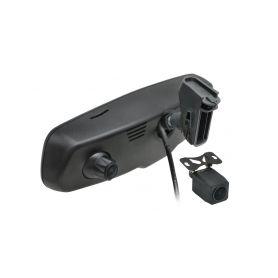 228038 76 EV2R-043LAD HD DVR predni+zadni kamera Záznamové kamery v zrcátku