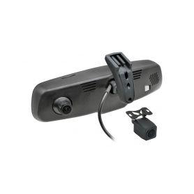 228038 55 EV2R-043LAD HD DVR predni+zadni kamera Záznamové kamery v zrcátku