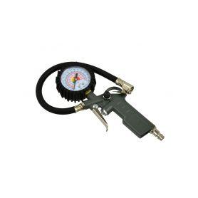 GEKO G01101 Pistole foukací s manometrem, max. tlak 8bar Pistole