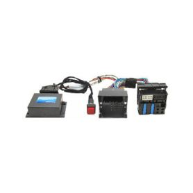 LED speciální světla  1-kf18mblu Rampa modrá, 32LEDx3W, magnet, 12-24V, 200mm, ECE R65