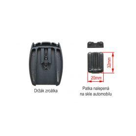 Nosič kol na tažné zařízení MENABO 4-000089100000 Nosič kol na tažné zařízení SIRIO na 2 kola, MENABO
