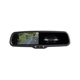 228011 46 AK-043LAD monitor v zrcatku ztmavovaci Opel Ve zpětném zrcátku