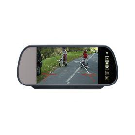 228095 BK-073MA zpetne zrcatko se 7 monitorem Ve zpětném zrcátku