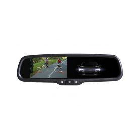 228011 30 AK-043LAD monitor v zrcatku ztmavovaci PSA / Toyota Ve zpětném zrcátku