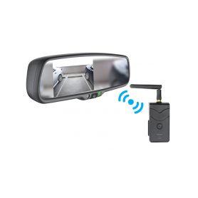 228016 35 AK2-043WI-35 monitor v zrcatku s Wifi prenosem Ve zpětném zrcátku